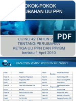 Pokok2 Perubahan Ketiga Uu Ppn.presentasi