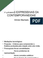 Formas Expressivas Da Contemporaneidae