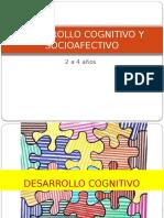 Desarrollo Cog y Sa 2 a 4 Años
