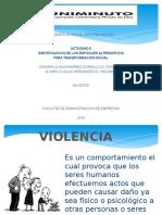 Material de ApoIDENTIFICACION DE LOS ENFOQUES ALTERNATIVOS PARA TRANSFORMACION SOCIAL.