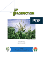 Crop Production Manual