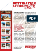 Destination Africa Magazine