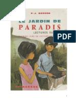 Bonzon P-J 03 Le Jardin de Paradis