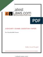 Uttrakhand Judicial Service, Prelims Exam,2002.pdf