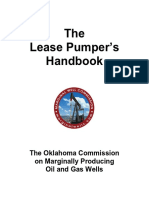 Lease Pumper's Handbook