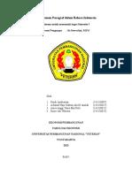 Penyusunan Paragraf Dalam Bahasa Indonesia