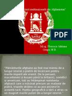 Interventia Militara Multinationala Din Afghanistan