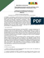 Edital PIQDTEC
