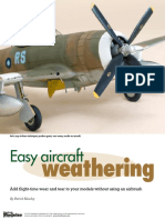 Easy Aircraft Weathering - Fine Scale Modeller