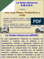 La Orden Rosacruz