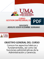 Unidad I Introducción a La Administración y Gerencia (2)