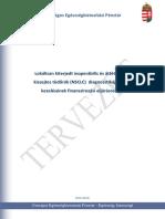 Lokalisan Kiterjedt Inoperabilis Es Attetes Nem Kissejtes Tudorak NSCLC - Finanszirozasi Protokoll