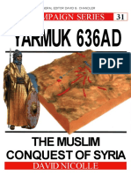 031 - Campaign Series - Yarmuk 636 AD. the Muslim Conquest of Syria