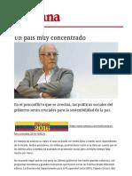 Un País Muy Concentrado- Revista Semana