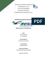 Informe de Pasantias Fabiany Segunda Version