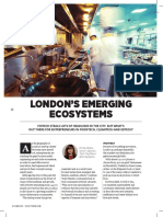 Tech City News – Issue 8, October 2015 – London's Emerging Ecosystems
