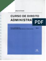 Dto Administrativo Vol 1 - D Freitas Amaral