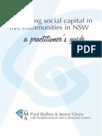 Measuring Social Capital in 5 Communities in NSW_Bullen&Onyx 2005.Desbloqueado