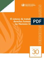 2.1.El Sistema de Tratados de Derechos