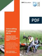 Innovating Pedagogy 2015