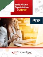 Como Iniciar Un Negocio Exitoso en Internet