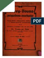 Herceg - Bosna Prigodom Aneksije Ferdo Šišić 1908