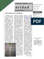 Identidad 1 - ENE 2011