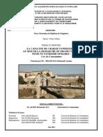La Capacite de Charge Touristique Pour Un Tourisme Durable -Cas de Constantine