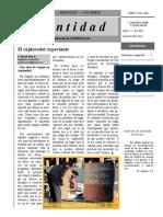 Identidad 38 - AGO 2014