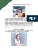 Actividad Del Auxiliar de Enfermeria en El Recién Nacido