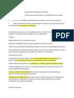 marketing B2B resumen