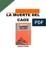 Russ, Joanna - La Muerte del Caos.pdf