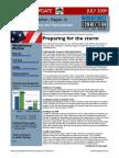 Stimulus Update Newsletter,  July 2009