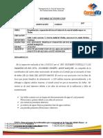 Informe de Inspeccion Casa Del Adulto Mayor