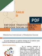 Enfoque Tradicional y Enfoque Social de La Salud... (1)