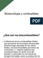 Biotecnologia y Combustibles 1