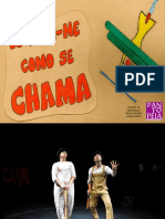 ESQUECI-ME COMO SE CHAMA - Dossier do espectáculo - 2016 - Pantopeia