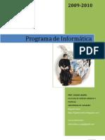 Programación de Informática(2009-2010)2do Grupo-2