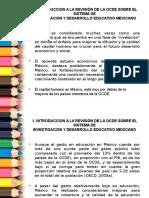 Introduccion a La Revisión de La OCDE