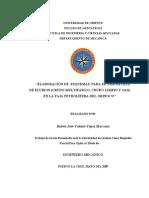 Tesis.esquemas Para El Transporte de Fluidos