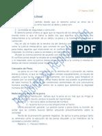Clases de Penal II 20081 Francisca