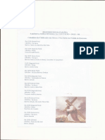 Programação quaresma Ingá PB