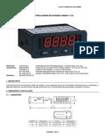 Controlador de Rodizio Nano v3.0