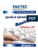 Apostila de Informatica Basica WindowsXP