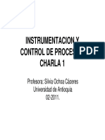 Introducción a Control de Procesos