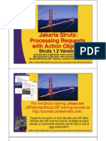 07 Struts Exceptions Java Server Pages Java Servlet