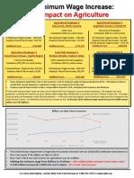 Minimum Wage - Case Studies - 2016
