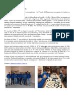 Crónica 5ª Ronda Interclubs Ajedrez 2016