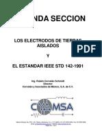 Segunda Seccion Tierras Aisladas. IEEE St 142 1997