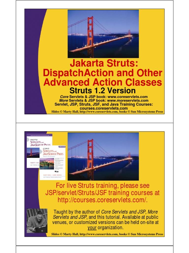 06 struts advanced actions java servlet java server pages baditri Images